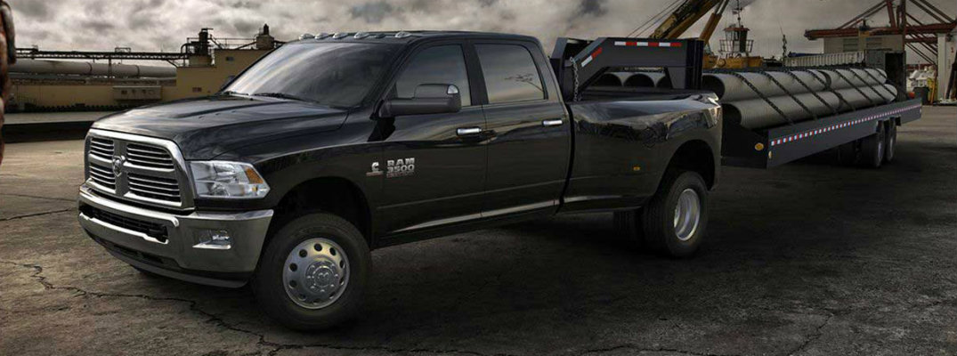 Ram Towing Capacity >> 2017 Ram 3500 Towing Capacity And Engine Options