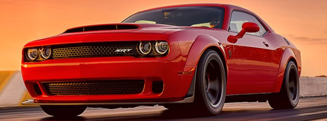 2018 dodge challenger srt demon pricing and features. Black Bedroom Furniture Sets. Home Design Ideas