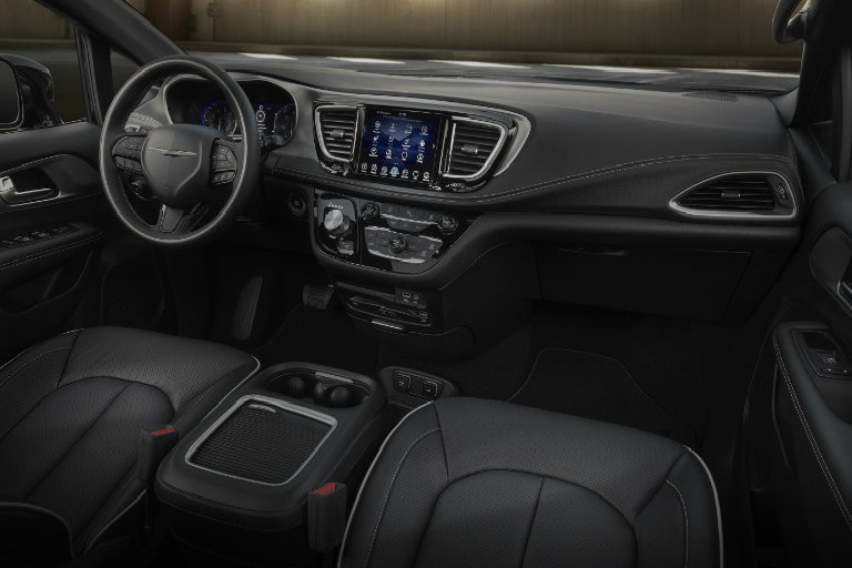 What Is Included In The 2018 Chrysler Pacifica S Appearance Package