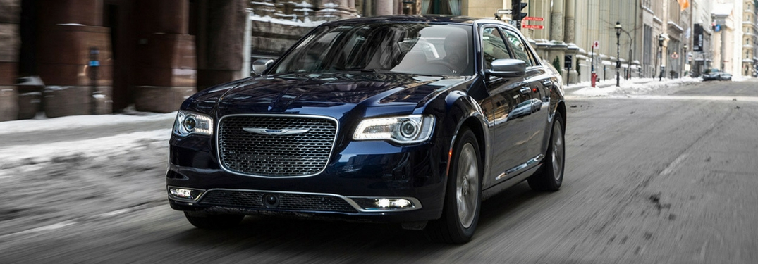 Chrysler 300 Named One of the Most Popular Vehicles Among Car Buyers
