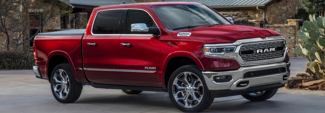 New Ram Truck >> Newly Released 2019 Ram 1500 Specs And Features