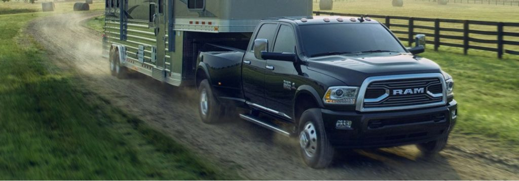 How Much Can The 2018 Ram 3500 Tow