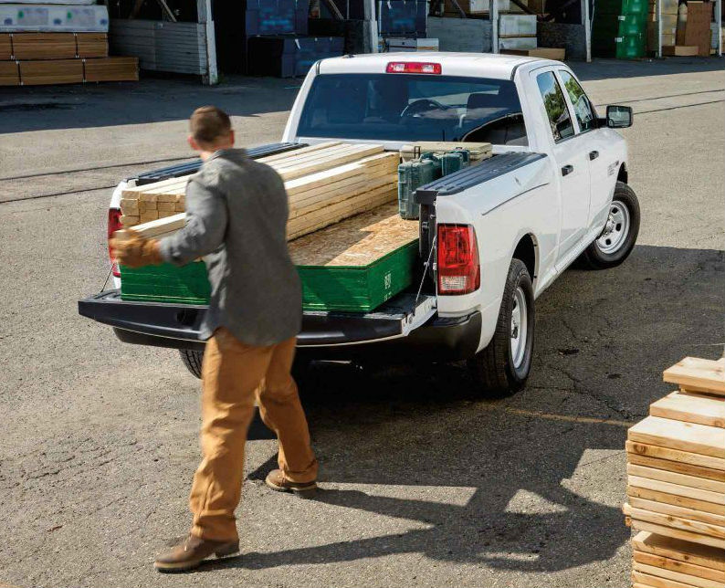 All-New 2019 Ram 1500 Payload & Towing Capacity