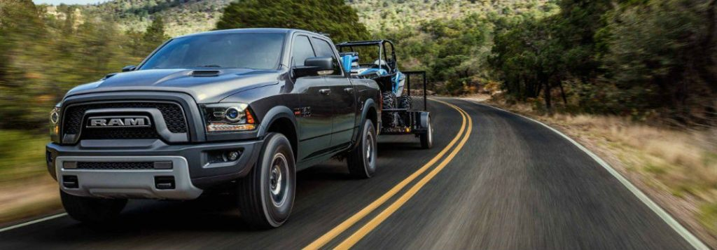 Jeep Wrangler Unlimited Towing Capacity >> All-New 2019 Ram 1500 Payload & Towing Capacity