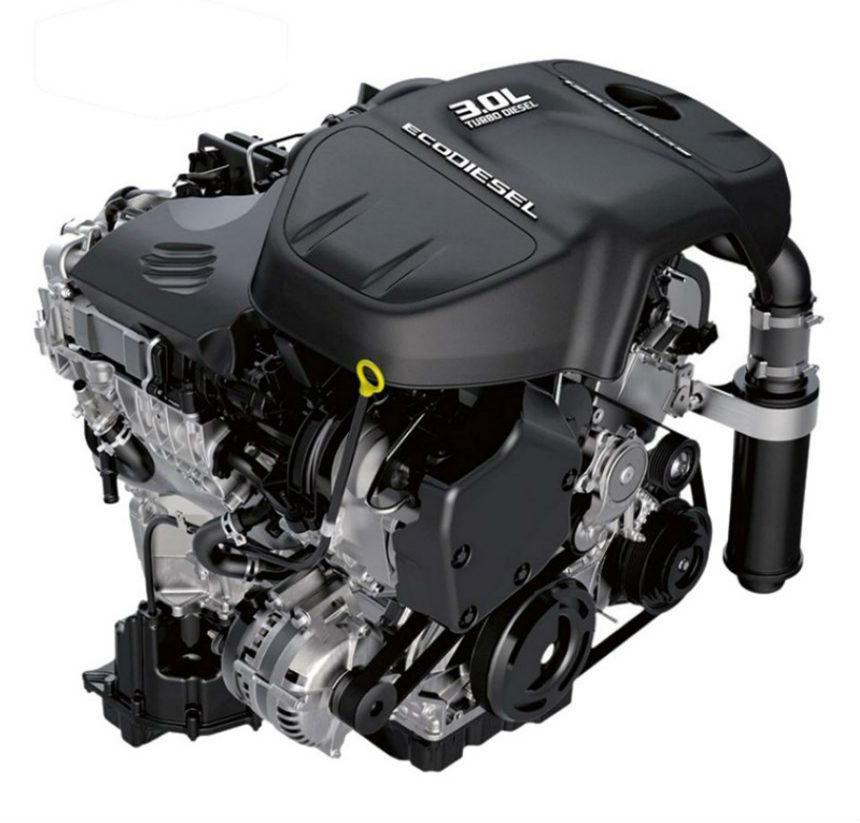 Benefits of the Ram 1500 EcoDiesel V6 Engine