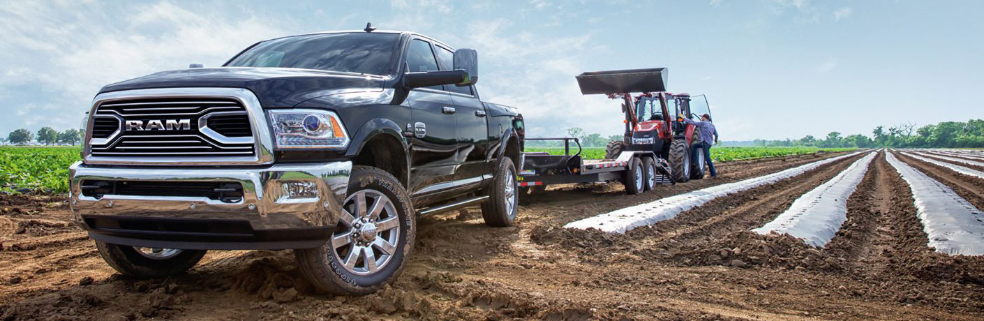 Ram Towing Capacity >> Engine Specs And Towing Capacity Of The 2018 Ram 2500