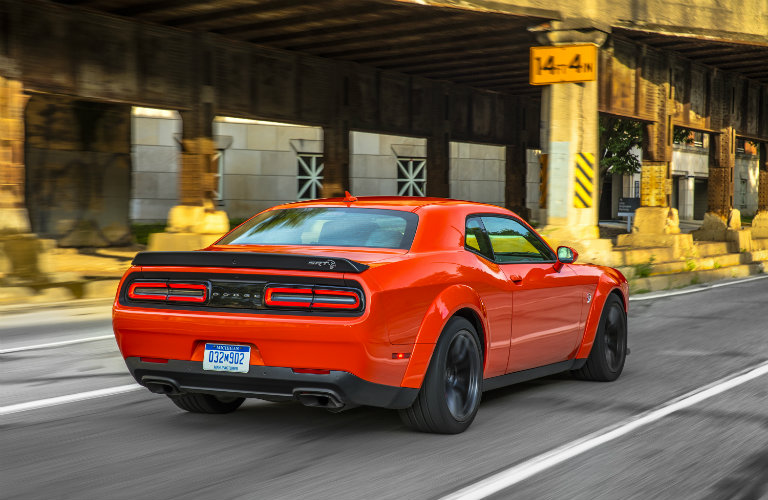 How Fast Is The 2018 Dodge Challenger Srt Hellcat