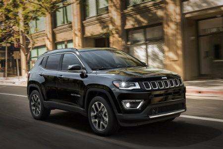 2018 Jeep Compass Comfort U0026 Convenience Features