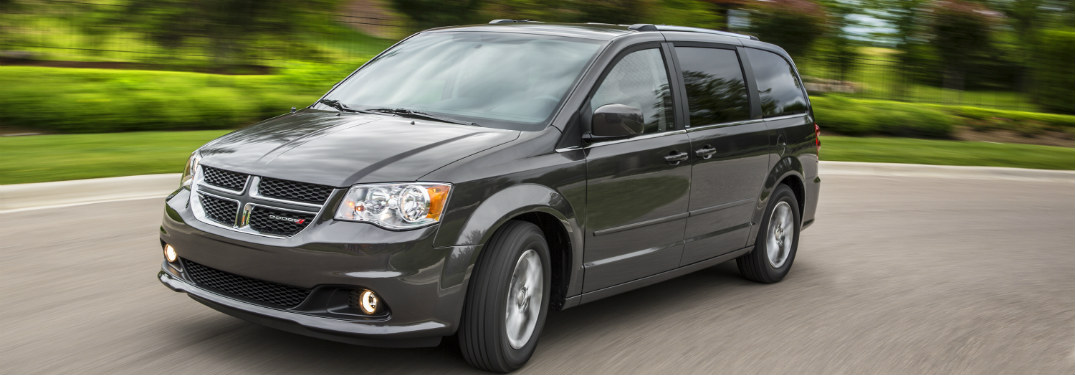 What 2018 Dodge Grand Caravan Trim Is Right For You