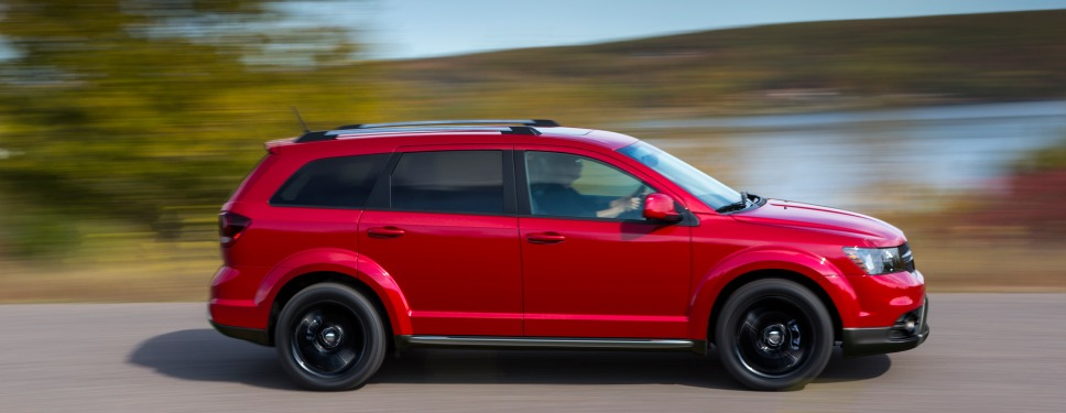 2019 Dodge Journey Vs 2018 Dodge Journey