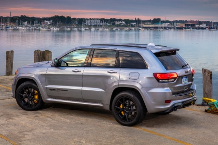 Jeep Grand Cherokee Towing Capacity >> How Much Can The 2019 Jeep Grand Cherokee Tow