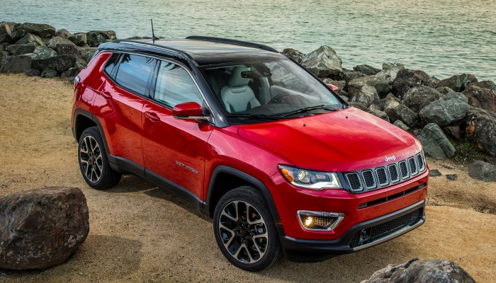 how much cargo can the 2019 jeep compass carry. Black Bedroom Furniture Sets. Home Design Ideas