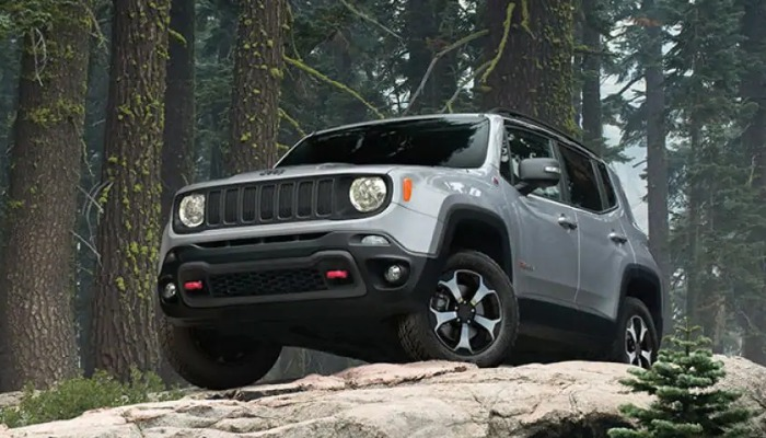 What Is The 2019 Jeep Renegade S Maximum Cargo Capacity