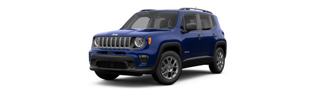 What Colors Are Offered In The 2019 Jeep Renegade Renfrew
