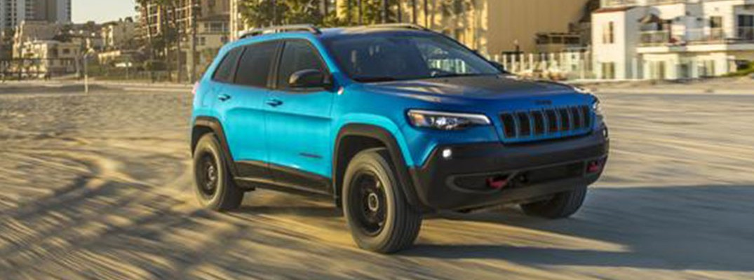 2020 Jeep Cherokee Exterior Paint Colour Options Renfrew Chrysler