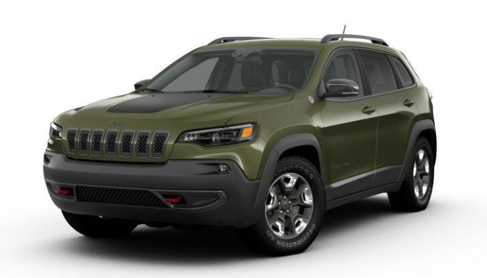 2020 Jeep Cherokee exterior paint colour options - Renfrew ...