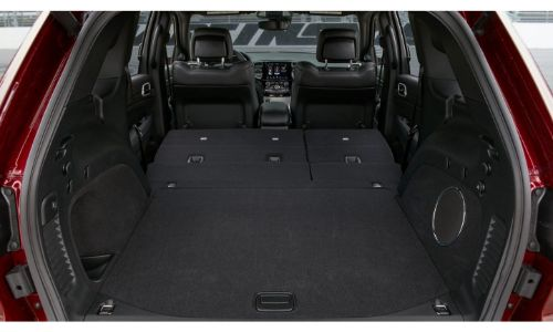 Jeep Grand Cherokee Cargo Space >> 2020 Jeep Grand Cherokee Cargo Space