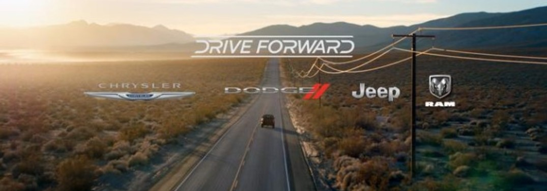 drive forward with logos