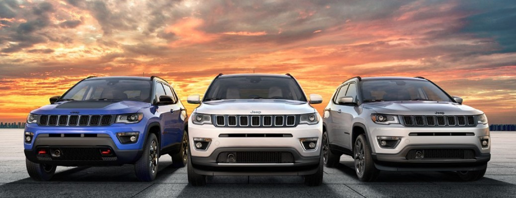 How Big is Each Jeep SUV?