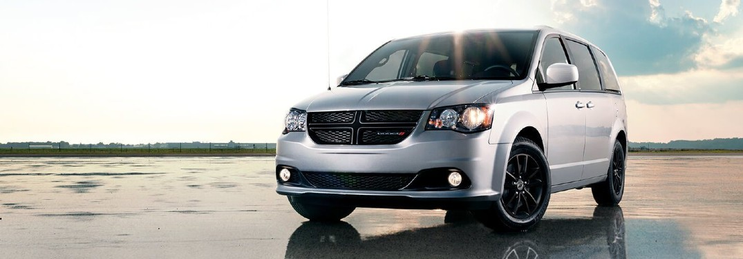 2020 Dodge Grand Caravan Entertainment Features