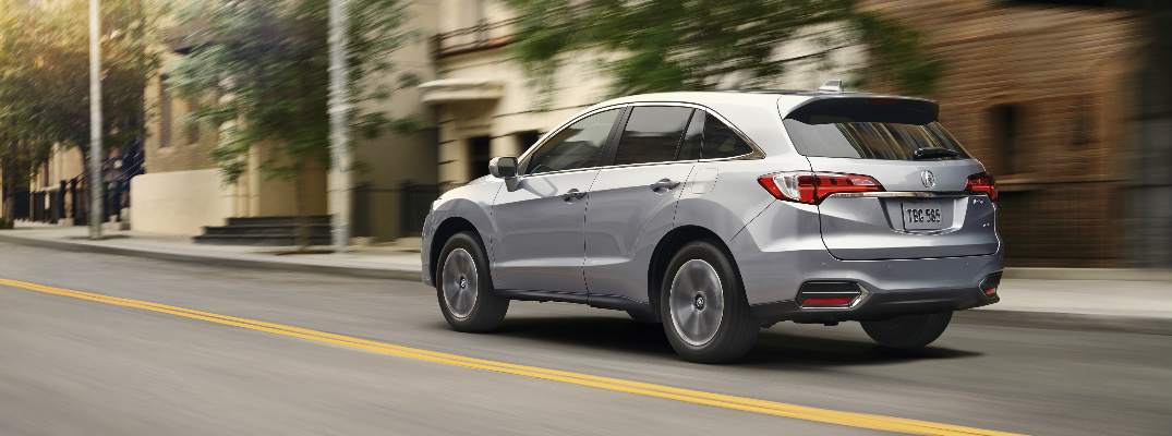 2018 Acura RDX: Possible Redesign, Changes, Price >> 2017 Acura Rdx Trims Pricing New Features Engine Specs