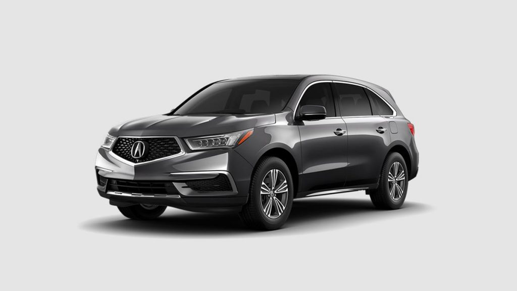 2019 acura mdx available exterior color options montano - Test exterior paint colors online ...
