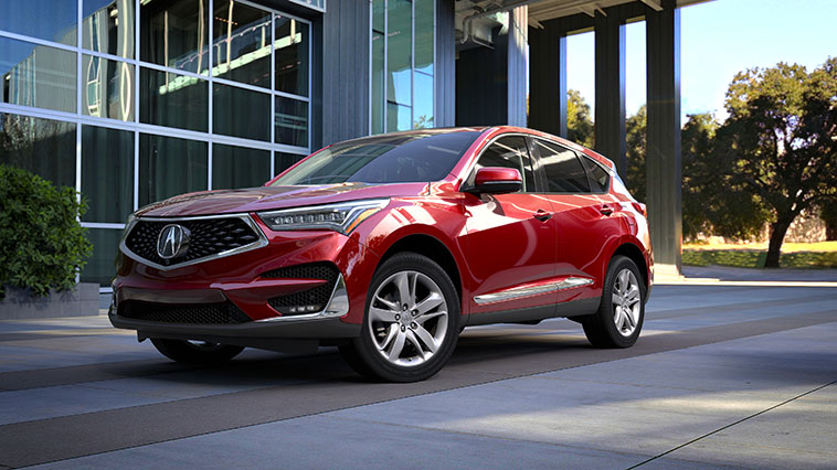 2019 Rdx Performance Red Pearl O Montano Acura