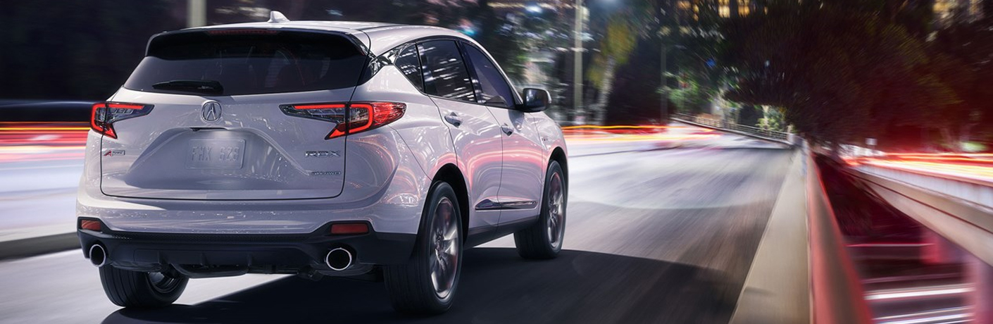 First Look At The 2020 Acura Rdx Montano Acura