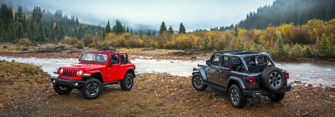 new features on the all new 2018 jeep wrangler. Black Bedroom Furniture Sets. Home Design Ideas