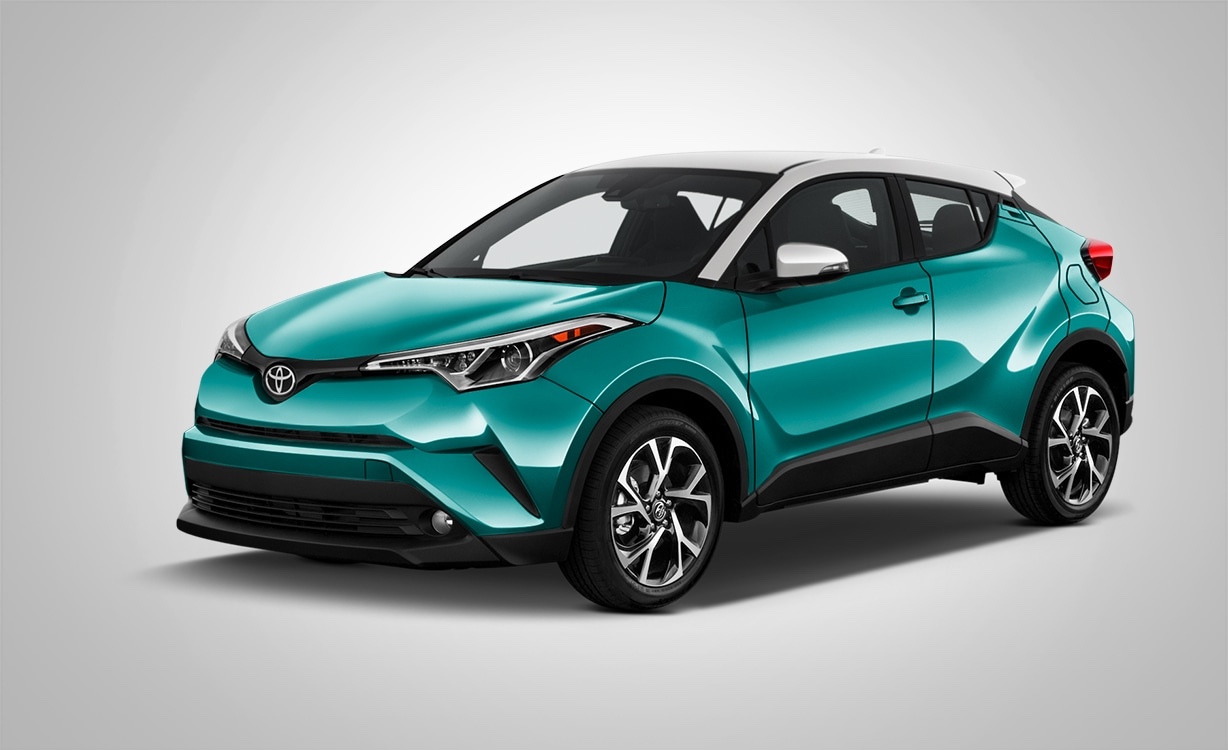 Image result for toyota chr no copyright photo