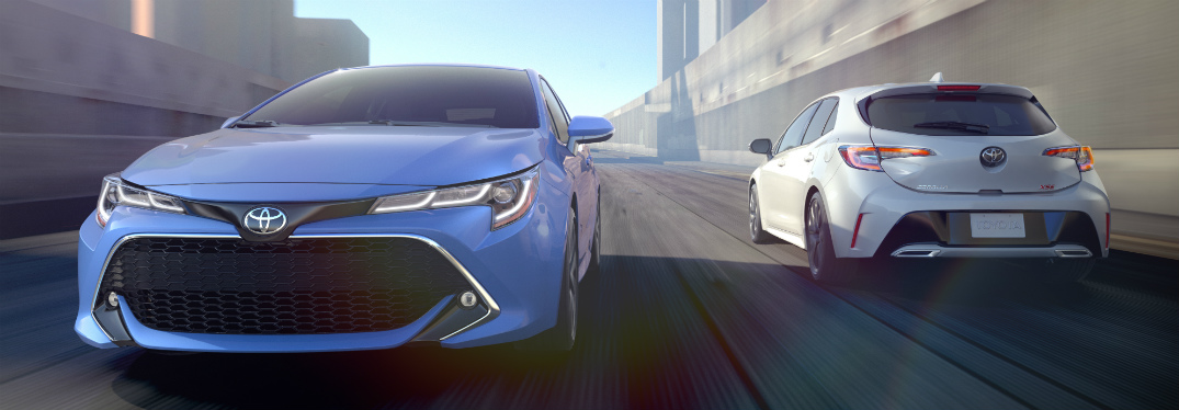 2019 Toyota Corolla Hatchback Debut Features And Release