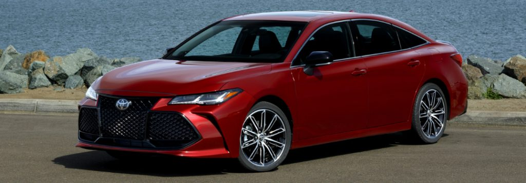 Toyota Finance Deals >> How much does the 2019 Toyota Avalon cost?