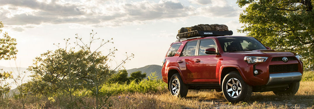 2017 Toyota 4Runner Interior Volume and Convenience Features