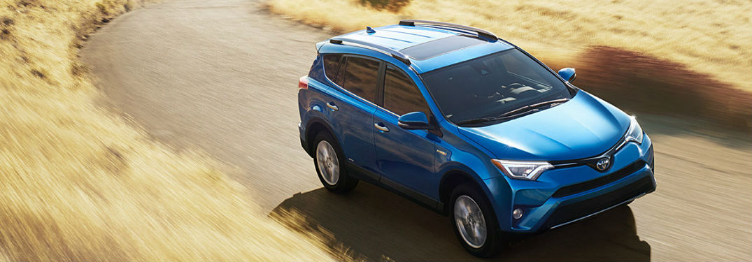 Difference Between Rav4 Le And Xle >> 2017 Toyota RAV4 Trim Levels