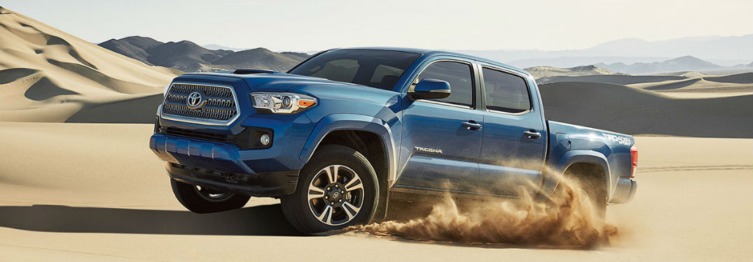 2017 toyota tacoma fuel economy and performance. Black Bedroom Furniture Sets. Home Design Ideas