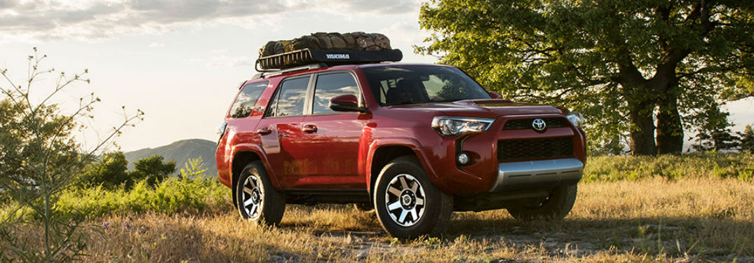 2018 Toyota 4runner Towing Capacity And Interior Volume