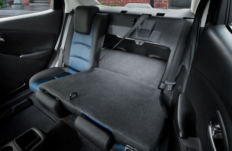 2018 Toyota Yaris Ia Interior And Cargo Volume