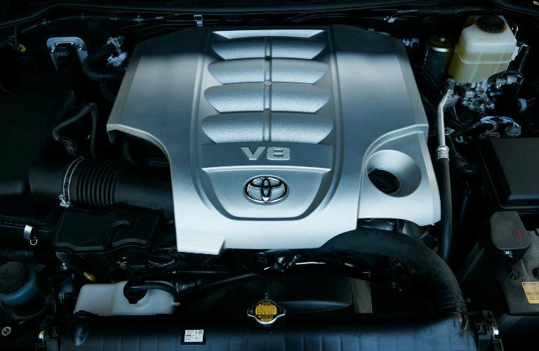 2018 Toyota Land Cruiser Engine Performance