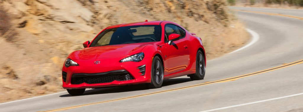 What is the best gas to use with the Toyota 86?