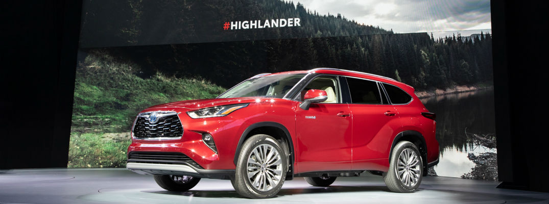 How Fuel Efficient Will The 2020 Toyota Highlander Hybrid Be