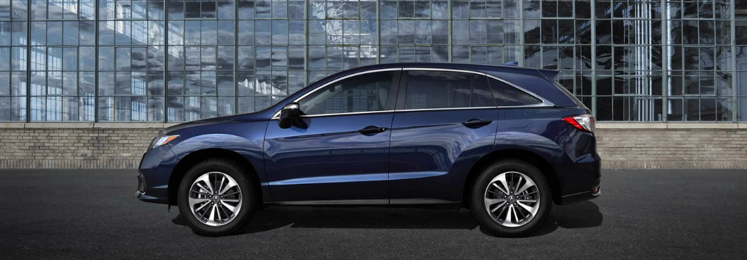 Features and availability of the 2018 Acura RDX