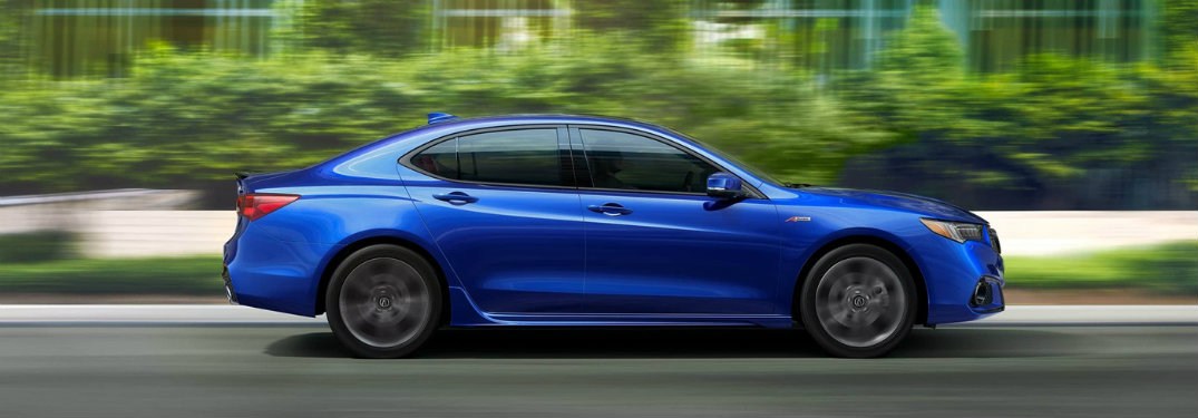 2018 Acura TLX ads highlight benefits, performance and design