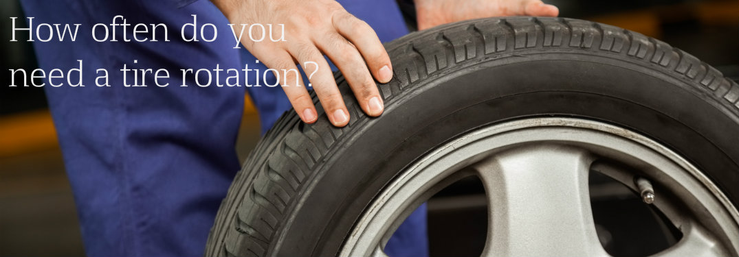 How often should you get the tires rotated on your Acura