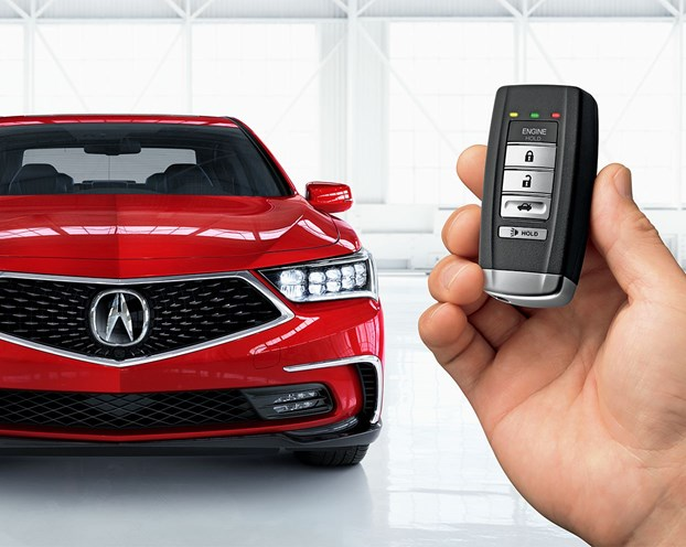 How To Use Remote Start In Equipped Acura Models