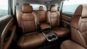 Espresso Interior 2018 Acura Mdx Advance Package O Radley Acura