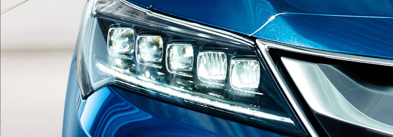 How To Make Acura Headlights Brighter - 2018 acura rdx headlights
