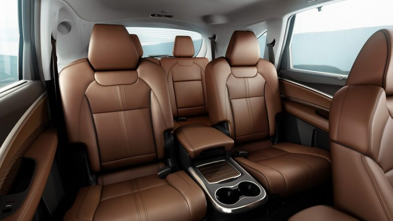 Suv With Third Row >> Which Acura Suv Offers Three Row Passenger Seating
