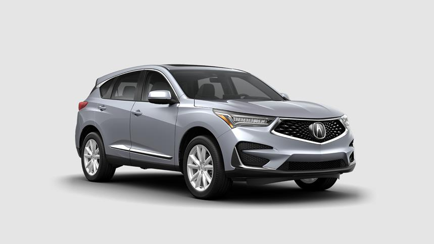 What Colors Does The New 2019 Acura Rdx Come In