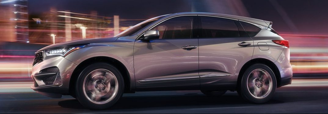 What colors does the new 2019 Acura RDX come in?