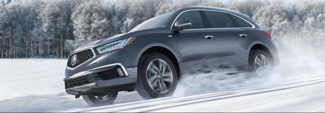 What Safety Features Come Standard with the 2019 Acura MDX?